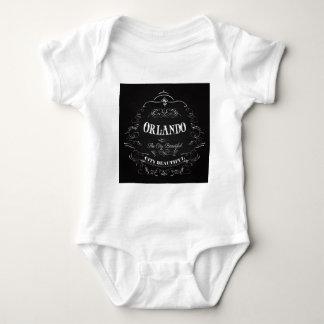 Orlando Florida - die schöne Stadt Baby Strampler