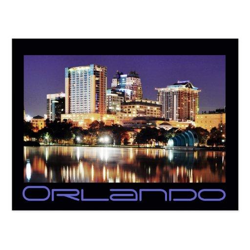 Orlando, Florida, USA Postkarte