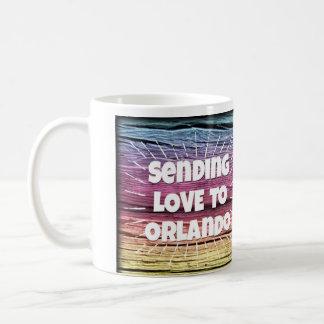 Orlando-Impuls-Regenbogen-Tasse Kaffeetasse