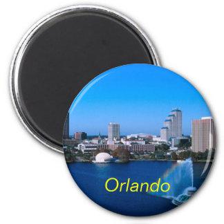 Orlando-Magnet Runder Magnet 5,7 Cm