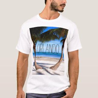 Orlando-Palme-kurzer Sleeved T - Shirt