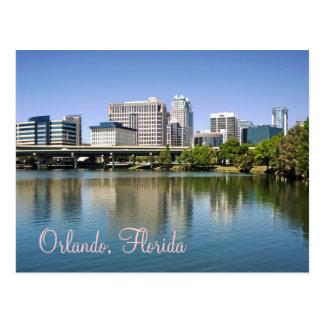 Orlando, wie vom Luzerner See gesehen Postkarte