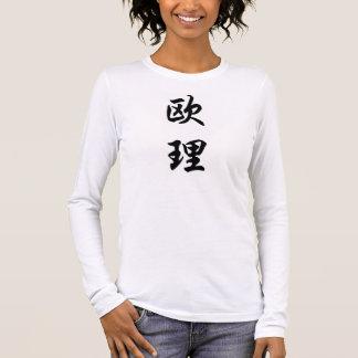 Orly Langarm T-Shirt