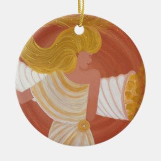 "Ornament ""Abundantia"" Die Göttin der Fülle"