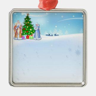 "Ornament ""Papa und Mama Noel """