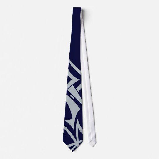Ornament tribal krawatte