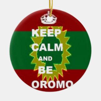 Oromo Produkte Keramik Ornament