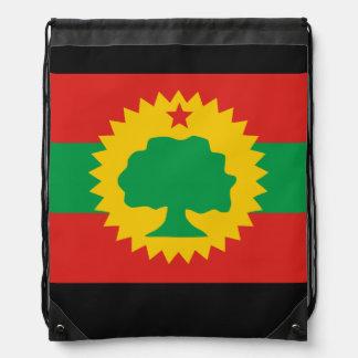 Oromo Tasche Turnbeutel