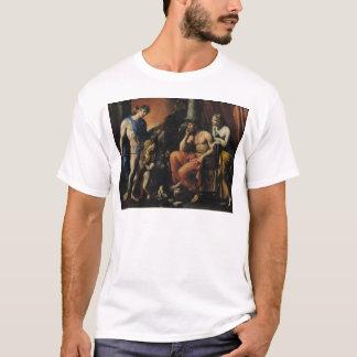 Orpheus vor Pluto und Persephone T-Shirt