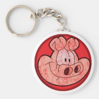 Orson das Schwein Keychain Schlüsselanhänger