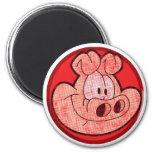 Orson der Schwein-Magnet Magnete