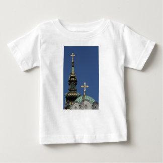 Orthodoxe christliche Kirchenhauben Baby T-shirt