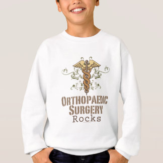 Orthopädische Operation schaukelt Kindersweatshirt Sweatshirt