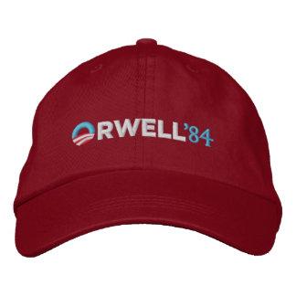 Orwell Hut 1984 Bestickte Mützen