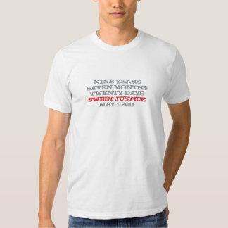 Osama bin Laden ist tot Tshirts