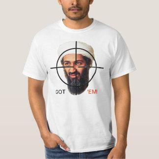 Osama Ziel - ihnen Shirt erhalten