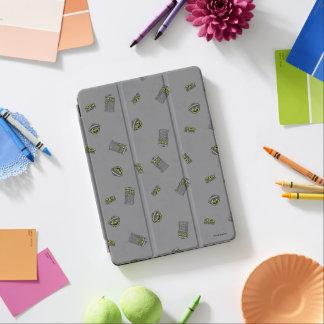 Oscar das graue Muster der Klage-| iPad Air Cover