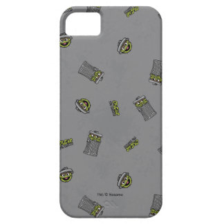 Oscar das graue Muster der Klage-| iPhone 5 Schutzhülle