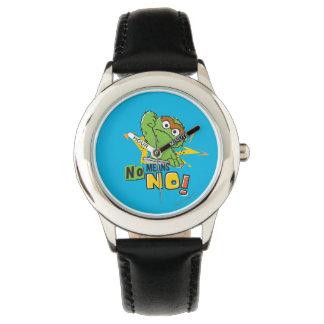 Oscar das Klage-Comic Armbanduhr