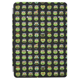 Oscar das Klage Emoji Muster iPad Air Cover