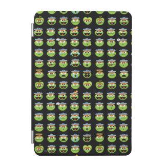Oscar das Klage Emoji Muster iPad Mini Hülle
