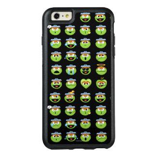 Oscar das Klage Emoji Muster OtterBox iPhone 6/6s Plus Hülle