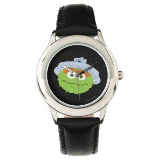 Oscar das Klage-Gesicht Armbanduhr