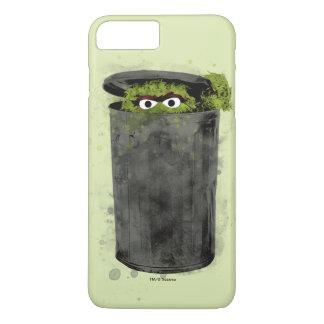 Oscar der Klage| Watercolor-Trend iPhone 8 Plus/7 Plus Hülle