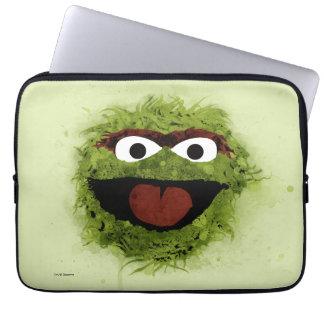 Oscar der Klage| Watercolor-Trend Laptopschutzhülle