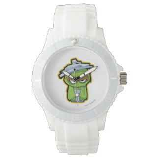 Oscar der Klage-Zombie Armbanduhr