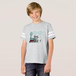 Oscar der Zug-T - Shirt durch DrParanoidAndroid