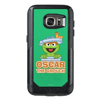 Oscar die Klage-Klassiker-Art OtterBox Samsung Galaxy S7 Hülle