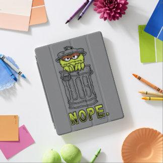 Oscar die Klage - Nope. iPad Smart Cover