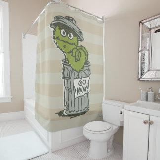 Oscar die Klage Vintage 2 Duschvorhang