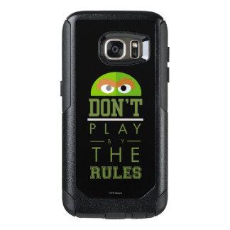 Oscar spielen nicht durch Regeln OtterBox Samsung Galaxy S7 Hülle
