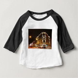 Oslo, Norwegen nachts Baby T-shirt