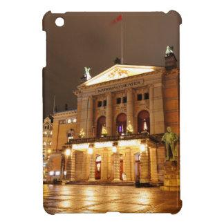 Oslo, Norwegen nachts iPad Mini Hülle