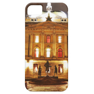 Oslo, Norwegen nachts iPhone 5 Schutzhülle