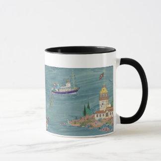 Osmane-Miniatur - Istanbul Tasse