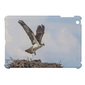Osprey in einem Nest iPad Mini Hülle