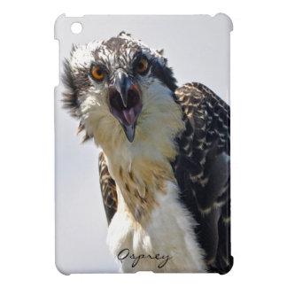 Osprey-jugendlicher Fisch-Eagle-Schrei iPad Mini Hülle