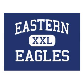 Ost- Eagles - hohes - Louisville Kentucky Postkarte