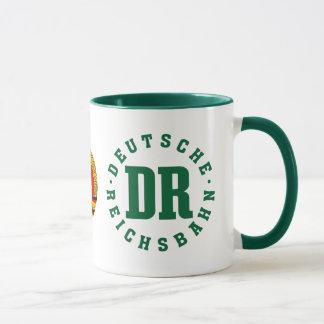 Ostdeutsche Eisenbahn Deutsche Reichsbahn Tasse