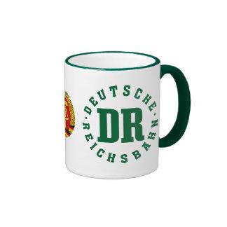 Ostdeutsche Eisenbahn Deutsche Reichsbahn Kaffeetassen