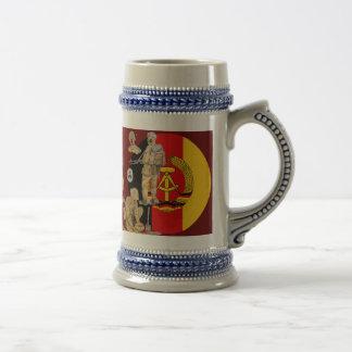 Ostdeutscher Grenzschutz DDR Kaffeetasse
