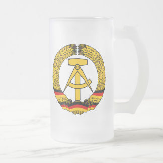 Ostdeutschland-Wappen Deutschland-Staats-Siegel Haferl