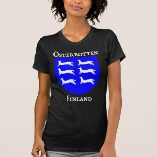 Österbotten (Ostrobothnia), Finnland (Suomi) T-Shirt
