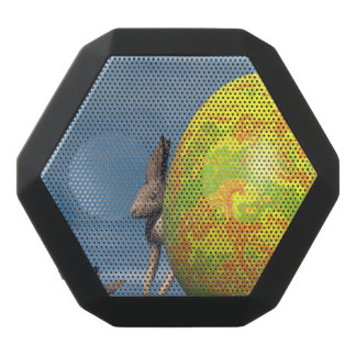 Osterei - 3D übertragen Schwarze Bluetooth Lautsprecher