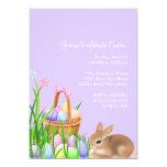 Osterei-Garten-Ostern-Abendessen-Party Einladung 12,7 X 17,8 Cm Einladungskarte