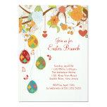 Osterei-Osternbrunch-Abendessen-Party Einladung 12,7 X 17,8 Cm Einladungskarte